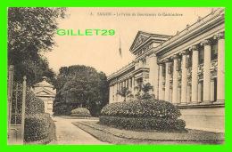 SAIGON, VIET-NAM -  LE PALAIS DU GOUVERNEUR DE COCHINCHINE -  EDITION ALBERT PORTAIL - - Viêt-Nam