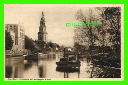 POTSDAM, GERMANY - HAVELPARTIE MIT HELLIGEGEIST KIRCHE - TRAVEL IN 1928 - - Potsdam