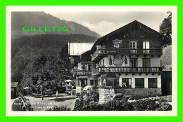 THIERSEE, AUTRICHE - HOTEL WEISSES ROSSL AM SEE - ANIMATED - ALFRED GRUNDIER - - Autriche
