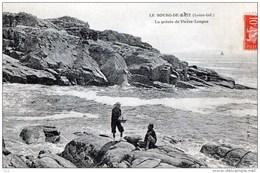 44 - BATZ - La Pointe De Pierre Longue - Batz-sur-Mer (Bourg De B.)
