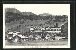AK Diablerets, Le Grand Hotel - VD Vaud