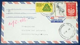 Etat-Unis USA, Lettre (United States Of America Cover, Spojené štáty Americké Dopis)  Obl En 1966 - Estados Unidos