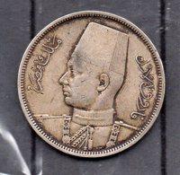 Egypte / Egypt - 5 Piastres Année 1939 ( Silver/argent) - Aegypten