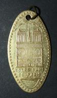 """Pendentif Médaille Religieuse """"Notre-Dame De Paris"""" Religious Medal - Religión & Esoterismo"""