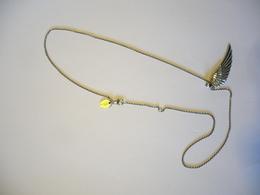 S.Oliver - Silberkette Mit Engelflügel  (565) - Halsketten