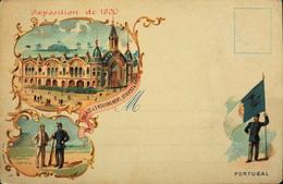 CPA. - Exposition Universelle De PARIS 1900 - Palais De L'Enseignement Science & Arts - Portugal - TBE - Exhibitions