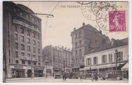 92 - Clamart - Place De L'Hôtel De Ville ( Autos ) - Clamart