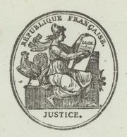 Paris An 11 – 8.1.1803 ' Aucun Mariage Entre Des Blancs Et De Négresses, Ni Entre …. ??? Héraldique - Documenti Storici