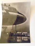 D161178  Airport -Flughafen   - Berlin Schönefeld  - Lufthansa -1957 - Aerodrome