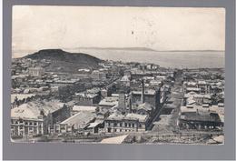 Vladivostok Panorama 1913 OLD POSTCARD 2 Scans - Russie
