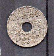 Etat Du Grand Liban - 1 Piastre Année 1925 - Libano
