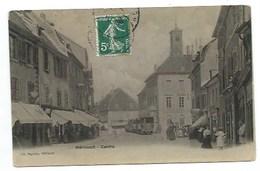 70 - HERICOURT - Centre - CPA - France