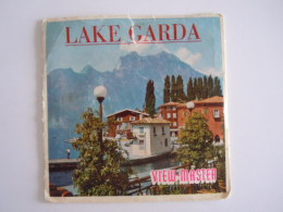 View-master Viewmaster Sawyer's Lake Garda Belgium Engels 3 Schijfjes Reels C 037 B 0371-0372-0373 - Stereoscoopen