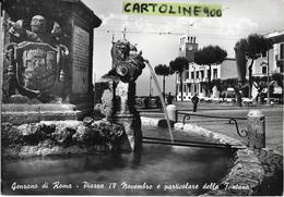 Lazio-roma-genzano Di Roma Piazza IV Novembre - Italia