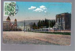 Tiflis Goloviskij Prospekt  Ca 1914 OLD POSTCARD 2 Scans - Georgia