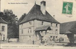 CONFLANS SUR LANTERNE La Grande Ferme De La Maison Grille - Autres Communes