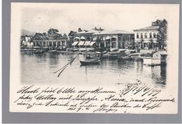 Batumi 1899 OLD POSTCARD 2 Scans - Georgia