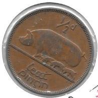 *ireland 1/2 Penny 1928  Km 2  Xf - Irlande