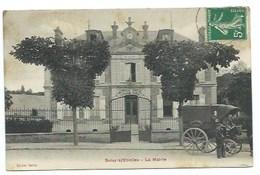 91 - SOISY-SOUS-ETIOLLES - La Mairie - CPA - Otros Municipios
