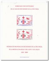 Chili 1969, Postfris MNH, Red Cross - Chili