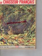 REVUE CHASSEUR FRANCAIS-1959- CHASSE PECHE CYCLISME CYCLOMOTEUR-CASTELLAN-VELO ROBOT DIADERMINE-CUISINE FORMICA-VELO- - Fischen + Jagen