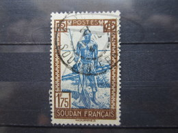 "VEND BEAU TIMBRE DU SOUDAN N° 82 , CACHET "" KAYES "" !!! - Sudan (1894-1902)"