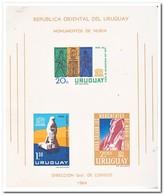 Uruguay 1964, Postfris MNH, Nubia Monuments - Uruguay