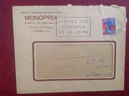 Tours Gare Monoprix - 1961-....
