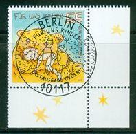 BRD 2010 / MiNr.   2818     Rechts Unten Ecke Mit Ersttagsstempel  O / Used  (d739) - BRD