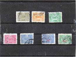 B - 1913 Turchia - New Post Office - Istambul - Used Stamps