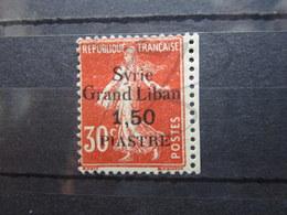 VEND BEAU TIMBRE DE SYRIE N° 95 , PETITE VIRGULE , (X) !!! - Syria (1919-1945)