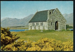 RB 1224 - New Zealand Postcard - Church Of The Good Shepherd - Lake Tekapo - New Zealand