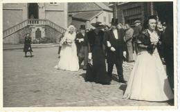 MARIEMBOURG : CARTE PHOTO D'un Mariage Probablement Années 1950... - Couvin