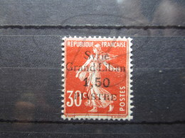 VEND BEAU TIMBRE DE SYRIE N° 95 , XX !!! - Unused Stamps
