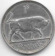 *ireland 1 Shilling 1940 Km 14  Xf !! - Irlanda