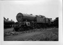 Railway Photo LMS 5P Dreadnought Tank 11112 L&YR Hughes 4-6-4T Loco - Eisenbahnen