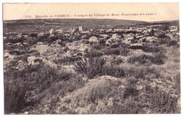 2473 - Bras ( Meuse ) - Bataille De Verdun - Vestiges Du Village De Bras ( Panorama Des Ruines ) - N°3715 - - Andere Gemeenten