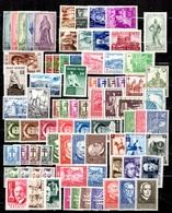 Belgique Belle Collection Neufs * 1947/1956. Séries Complètes Et Bonnes Valeurs. B/TB. A Saisir! - Belgien