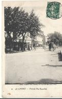 LE CANNET. AVENUE DES BAUXITES - Other Municipalities