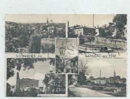 Cahuzac-sur-Vère (81) :  5 Vues Dont L'entrée Du Bourg En 1950 (animé)  GF. - France