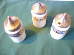 2x Streuer, 1x Senf - älter  (578) - Ceramics & Pottery