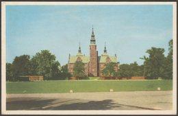 Rosenborg Slot, København, C.1920 - Stenders Postkort - Denmark
