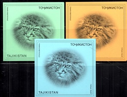 Tadjikistan Carnet YT N° C86, Trois Types Différents Neufs ** MNH. TB. A Saisir! - Tadschikistan