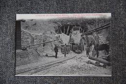 Linea De AX - PUIGCERDA - RIPOLL , Obras De Ferro Carril Transpireneo , Tunel De TOSAS. - Espagne