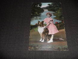 Enfants ( 1998 )  Enfant   Chien  Hond  Collie - Honden