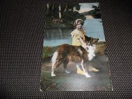 Enfants ( 1999 )  Enfant   Chien  Hond  Collie - Honden