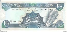 LIBAN 1000 LIVRES 1991 UNC P 69 B - Libano