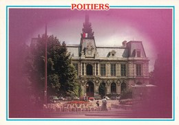 POITIERS L'HOTEL DE VILLE (dil405) - Poitiers