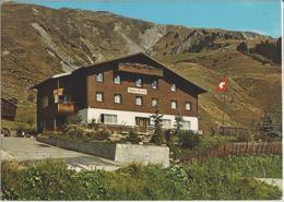 "Ferienhaus ""Strem"" - Sedrun - Photo: Geiger - GR Grisons"