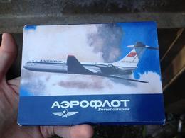 Aviation Aeroflot Plane Helicopter Set 1992 - Elicotteri